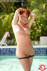 thotwendywilliams04 Hot Wendy Williams   AVN Award Winning Transsexual Star!