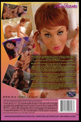 mia isabella front 02 SMC Movie Productions Schedules First Release Of Solo Feature!