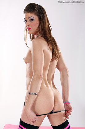 t kimberlykills shemalestrokers 01 Catch The Hot New Shemale Pornstars On Shemale Strokers!