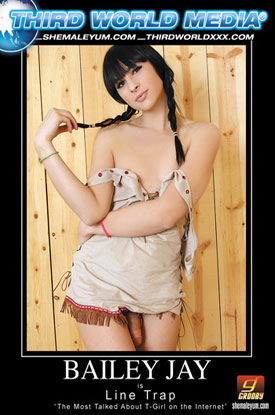 bailey jay linetrap f 2011 AVN Award Nominated DVDs On Shemale Video Direct!