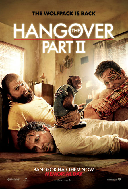 hangover part 2 poster Yasmin Lee Makes A Sexy Appearance In The Hangover: Part 2!