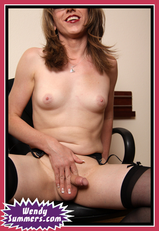 T Wendy Summers Shemales Stroking 03 2014 Stroking With Shemale Pornstar Wendy Summers!